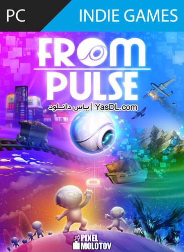 دانلود بازی کم حجم FromPulse برای PC