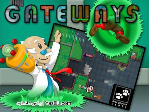دانلود بازی کم حجم Gateways برای PC