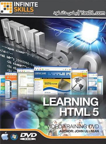 دانلود فیلم آموزش HTML5 Learning HTML 5