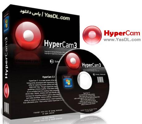 دانلود HyperCam 3.5.1310.06 نرم افزار تصویربرداری از محیط ویندوز