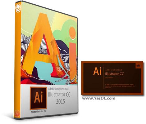 دانلود Adobe Illustrator CC 2015 19.2.0.111.1 x86/x64 - ادوبی ایلوستریتور