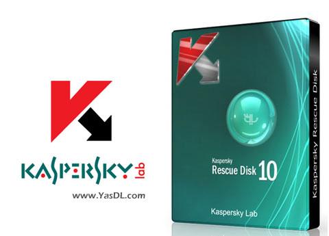 دانلود Kaspersky Rescue Disk 10.0.32.17 DC 26.10.2015 - دیسک نجات کسپراسکای