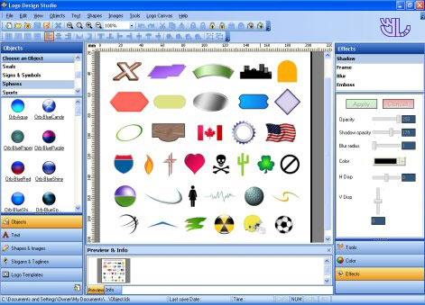دانلود Logo Design Studio Pro 4.5.0 نرم افزار طراحی آرم و لوگودانلود Logo Design Studio v4.0.0 نرم افزار طراحی آرم و لوگو