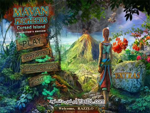 دانلود بازی Mayan Prophecies 2 Cursed Island برای کامپیوتر