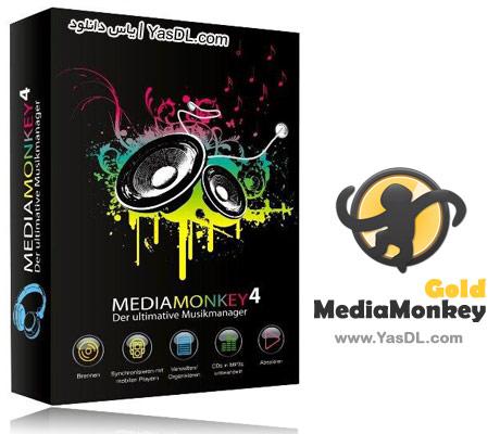 دانلود MediaMonkey GOLD 5.0.0.2302 RC4 مدیریت و پخش فایلهای مالتی مدیا