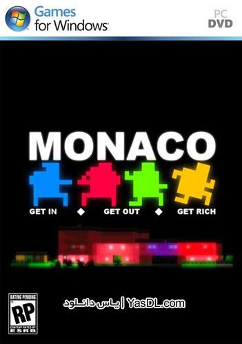 دانلود بازی Monaco Whats Yours is Mine برای PC