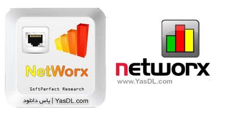دانلود NetWorx 5.2.10.13281 نرم افزار نظارت بر پهنای باند