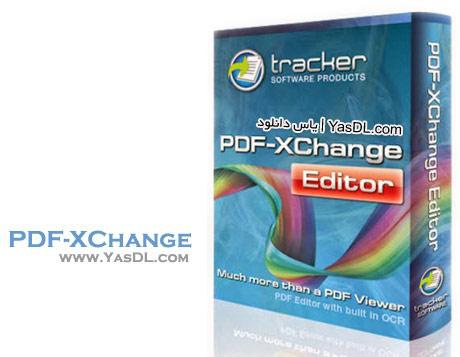 دانلود PDF-XChange Editor 3.0.306.0 - نرم افزار ویرایش فایل های PDF