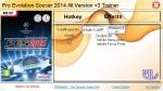 دانلود ترینر بازی PES 2014 با PES 2014 Trainer ML and BAL Editor
