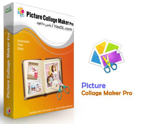 دانلود Picture Collage Maker Pro 4.0.0 نرم افزار طراحی آلبوم های تصویری