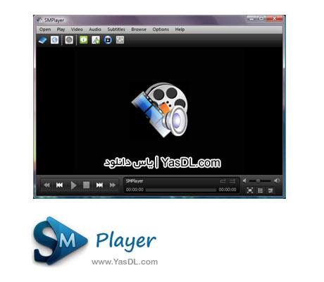 دانلود SMPlayer 15.11.0 x86/x64 + Portable - نرم افزار پلیر فایل های صوتی و تصویری
