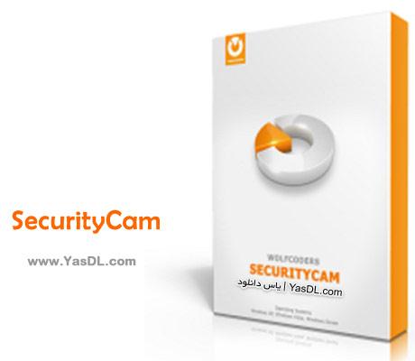 دانلود SecurityCam 1.6.0.8 نرم افزار تبدیل وب کم به دوربین حفاظتی
