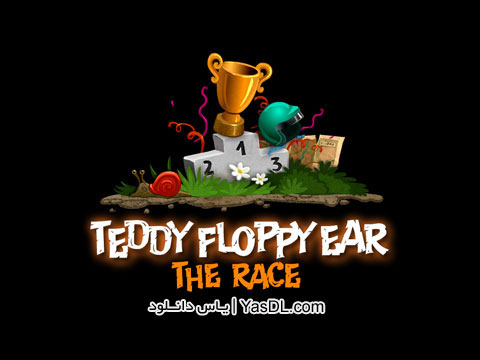 دانلود بازی Teddy Floppy Ear The Race برای PC