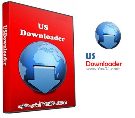دانلود USDownloader 1.3.5.9 DC 22.06.2015 - نرم افزار دانلود از آپلود سنترها