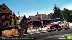 WRC 4 FIA WORLD RALLY CHAMPIONSHIP-2