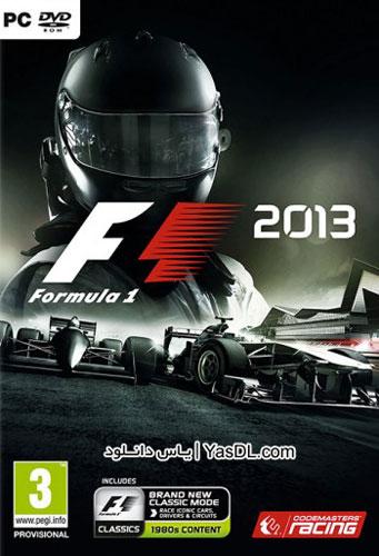دانلود بازی F1 2013 برای PC