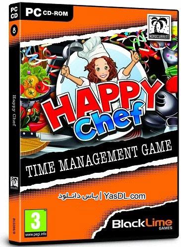 دانلود بازی کم حجم و مدیریتی Happy Chef 2 برای PC