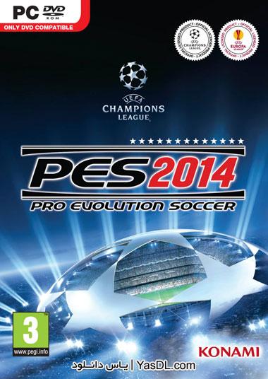 دانلود بازی PES 2014 برای PC