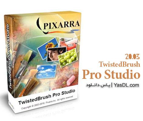 دانلود TwistedBrush Pro Studio 20.03 - نرم افزار طراحی و ویرایش تصاویر دیجیتال