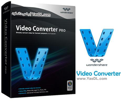 دانلود Wondershare Video Converter Pro 8.0.2.8   نرم افزار تبدیل ویدئو