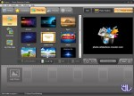 AMS Software Photo SlideShow Creator Screen