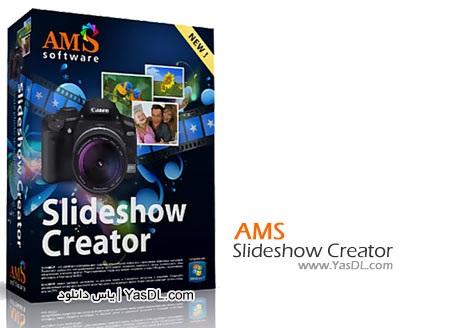 دانلود AMS Software Photo SlideShow Creator 4.31 نرم افزار ساخت اسلایدشو