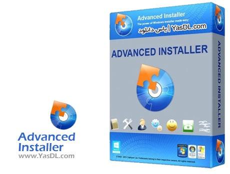 دانلود Advanced Installer 10.7.1 Build 53900 ابزار ساخت فایل های نصب