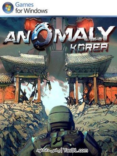 دانلود بازی Anomaly Korea برای PC