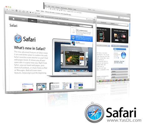 دانلود Apple Safari v5.1.7 - مرورگر سافاری اپل
