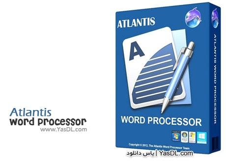 دانلود Atlantis Word Processor 1.6.6.0 Final ویرایشگر متن سریع و قدرتمند