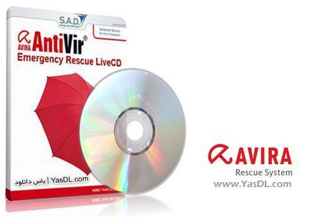 دانلود Avira Rescue System 13.10.29.01 دیسک نجات آویرا