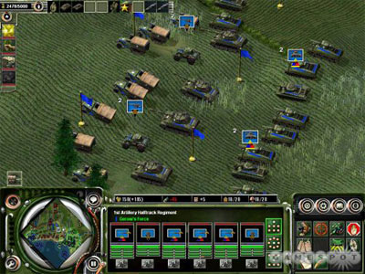 Axin and Allies Screenshot 1