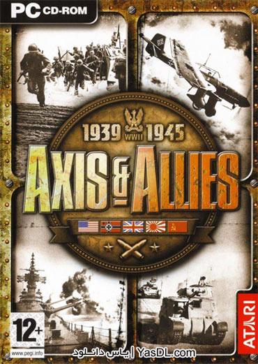 دانلود بازی Axis And Allies برای PC