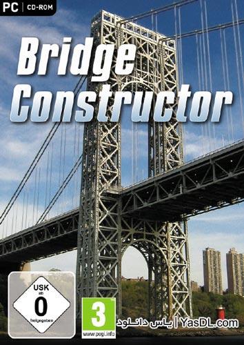 دانلود بازی کم حجم Bridge Constructor برای PC