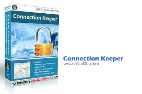 دانلود Connection Keeper 13.0 نرم افزار جلوگیری از غیرفعال شدن اینترنت