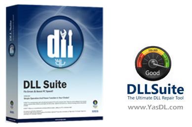 دانلود DLL Suite 9.0.0.2190 + Portable - رفع خطاهای فایل های DLL