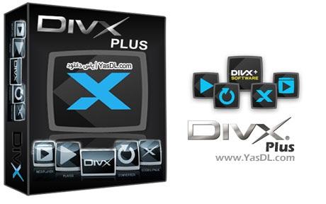 دانلود DivX Plus Pro 10.3.1 Build 10.3.1.86 - نرم افزار پخش فایل های ویدئویی