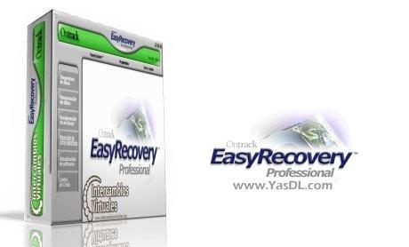 دانلود EasyRecovery Professional v11.0.1.0   بازیابی اطلاعات و تعمیر فایل های از دست رفته