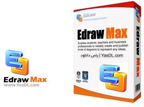 دانلود Edraw Max 7.9.0.2994 - نرم افزار طراحی نمودار