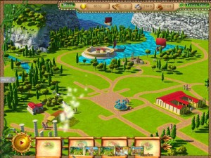 Empire Tales of Rome ScreenShot 3