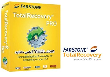 دانلود FarStone TotalRecovery Pro 9.2 Build 20131029 نرم افزار پشتیبان گیری از ویندوز