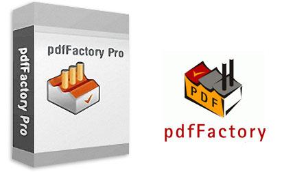 دانلود PdfFactory Pro v4.65 - نرم افزار تبدیل اسناد و تصاویر به PDF