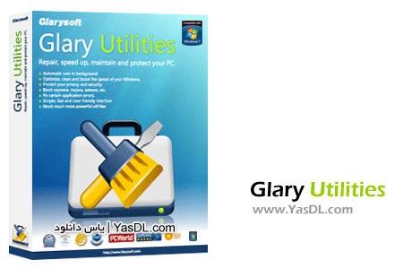دانلود Glary Utilities Pro 5.5.0.12 DC 11.08.2014 – نرم افزار بهینه سازی و افزایش سرعت کامپیوتر