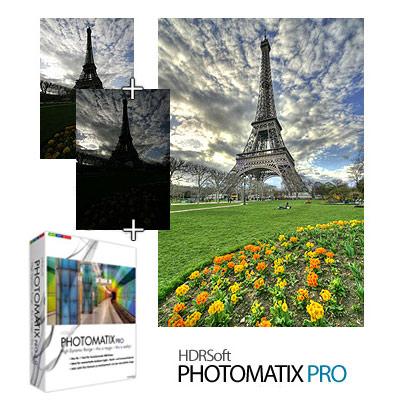 دانلود HDRsoft Photomatix - نرم افزار ویرایش تصاویر