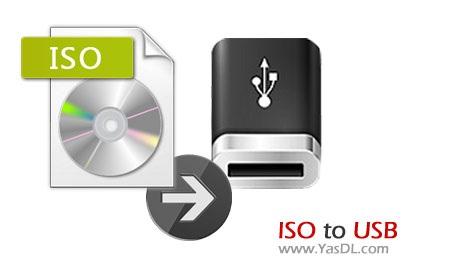 دانلود ISO to USB v1.0 - برنامه ساخت فلش مموری با قابلیت بوت