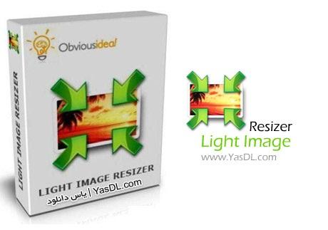 دانلود Light Image Resizer 4.6.8.0 - نرم افزار تغییر سایز عکس