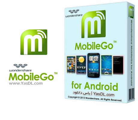 دانلود Wondershare MobileGo for Android 7.8.0.39 - مدیریت گوشی های آندرویدی