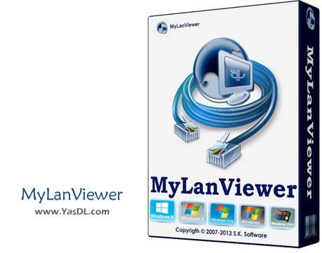 دانلود MyLanViewer 4.19.1 Enterprise + Portable - نرم افزار اسکن و مشاهده شبکه محلی