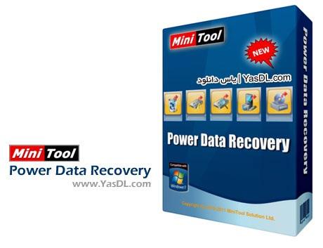 دانلود MiniTool Power Data Recovery v6.8.0.0 بازیابی فایل ها و پوشه ها