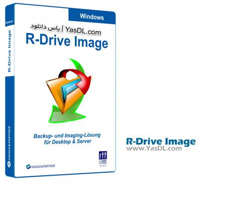 دانلود R-Drive Image 5.2 Build 5204 Boot CD – نرم افزار گرفتن ایمیج از درایوها